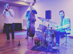 Lesser Lakes Trio at Chic Lounge, 2017