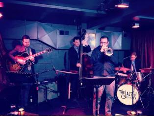 Pete Zimmer Quartet at The Jazz Estate