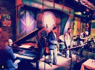 Trumpet Summit at Andy's Jazz Club, Chicago, IL 2017